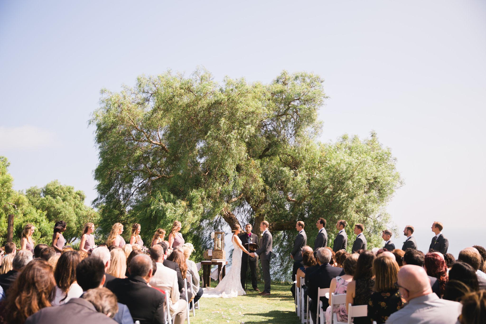 Catalina View Gardens Ceremony