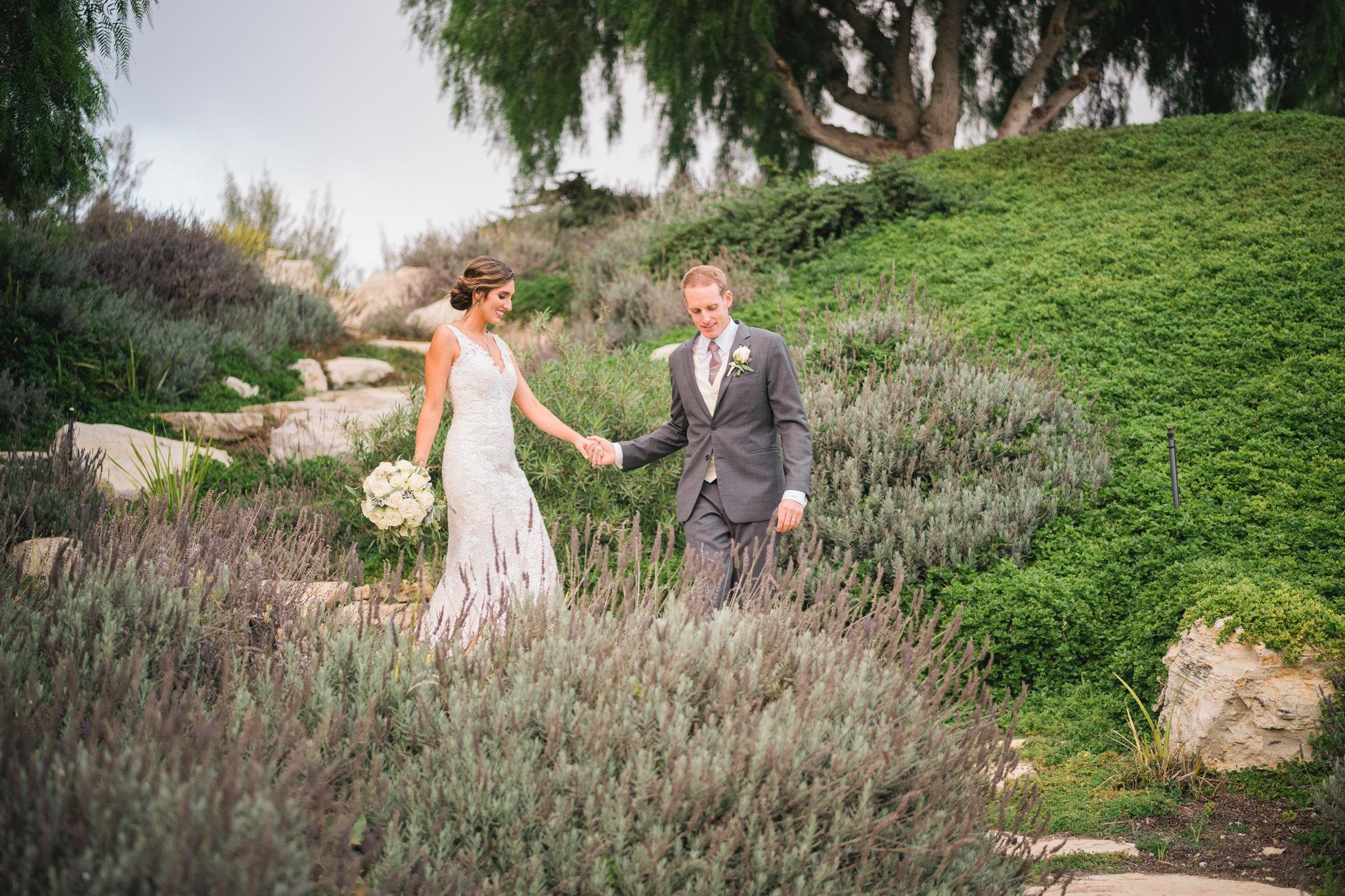Newlyweds   Catalina View Gardens
