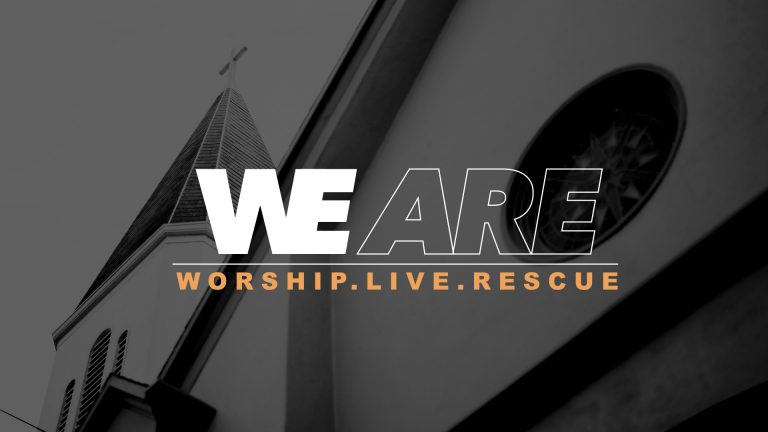 WE ARE: RESCUE (HS&MS) 8.30.17