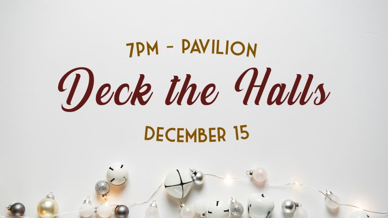 Young Adults – Deck the Halls 2019