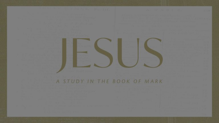 Jesus: The Kingdom of God