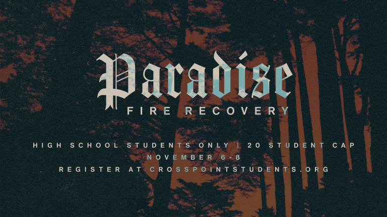 Paradise Fire Recovery