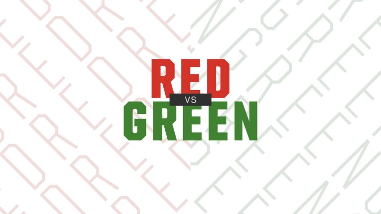 CrossPoint Students Christmas Party: Red vs Green