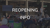 Reopening info website