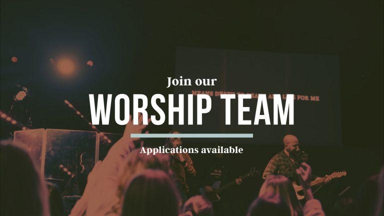 CrossPoint Students Worship Team