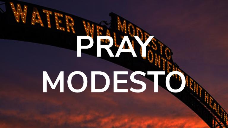 Pray Modesto
