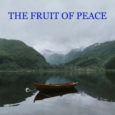 fruit of peace
