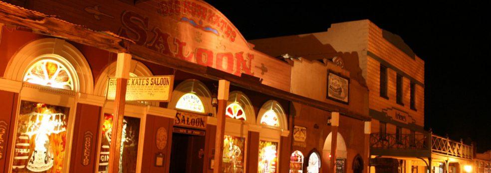 Big Nose Kate Saloon in Tombstone, Arizona