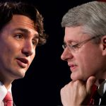Trudeau blames Harper for fumbling Canada's key relationship with U.S.