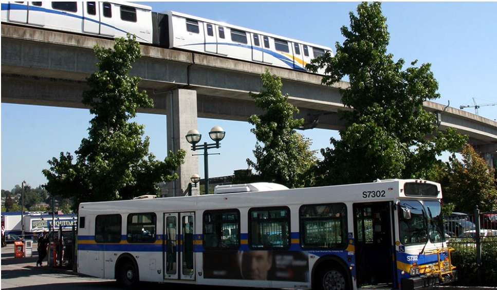 Surrey Transit Photo: Ray Hudson