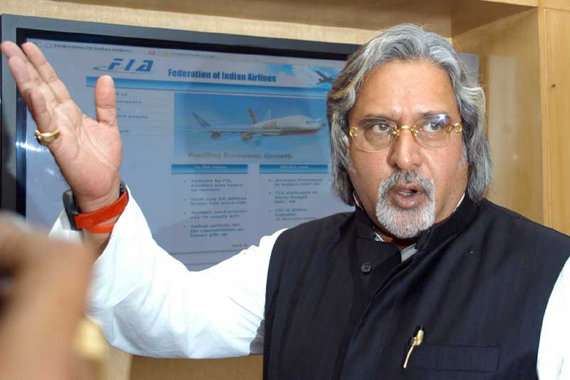 Vijay Mallya's passport suspended, ED seeks arrest