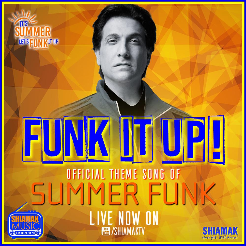 Shiamak - Funk It Up.