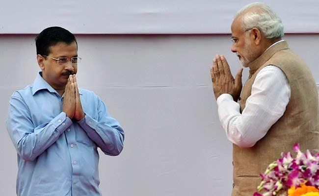 Arvind Kejriwal asks CIC tot reveal PM Modi's education details