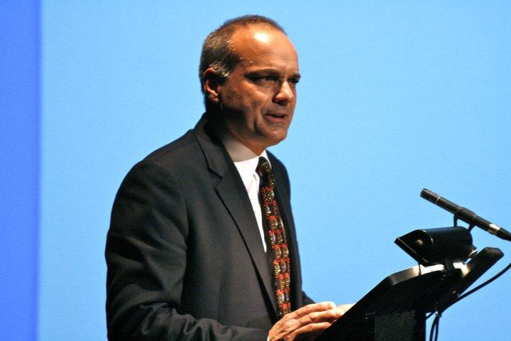 Mayor Richard Stewart