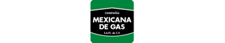 Cia mexicana gas logo chico