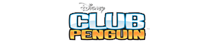 Club penguin logo chico