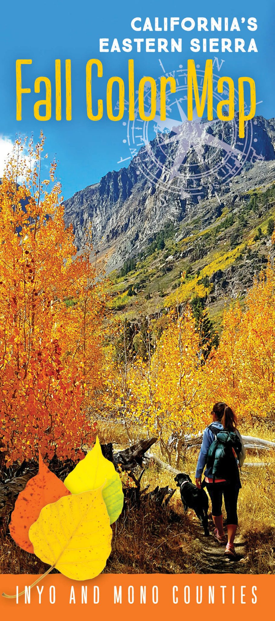 Eastern High Sierra Fall Color Guide (PDF)