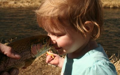 Get Yourself and Your Kids Ready for Fishing