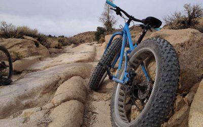 6 Great Winter Mountain Bike Rides around Bishop