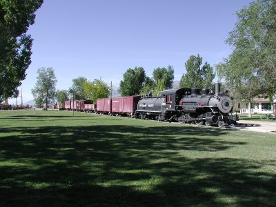 Laws Railroad Museum (Photo credit Ron Nickerson)