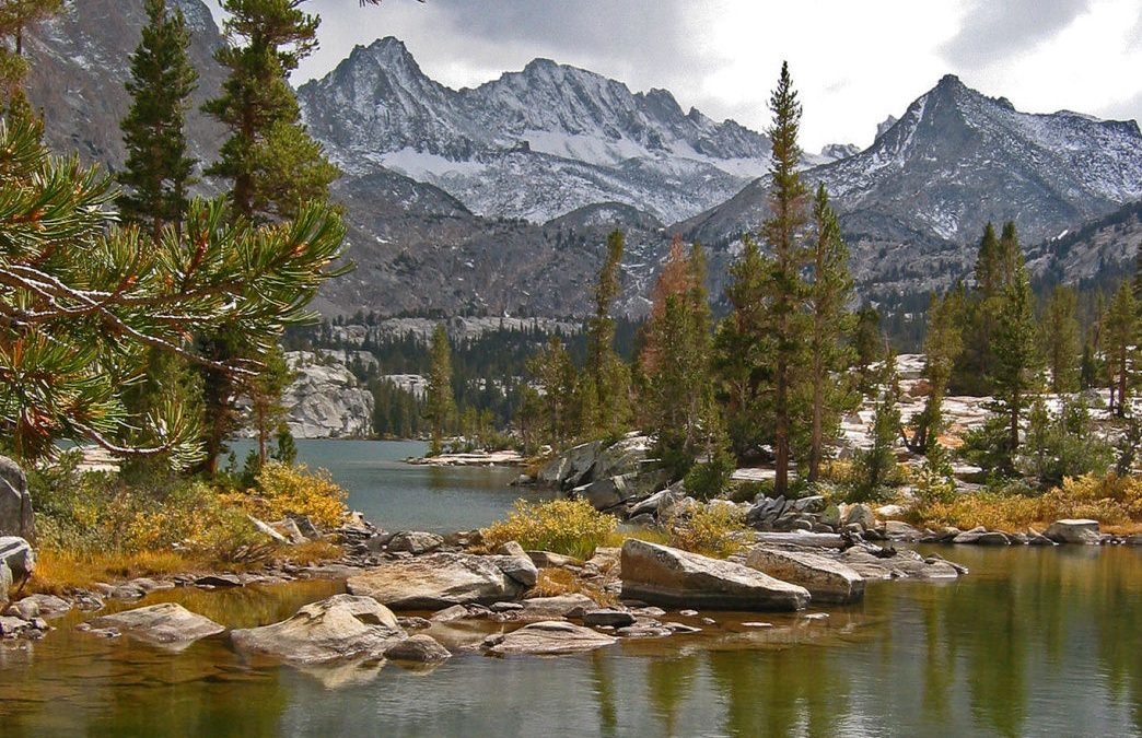 Lake Sabrina – Hiking