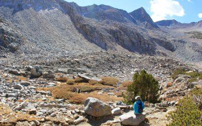 Bishop Pass – Hiking