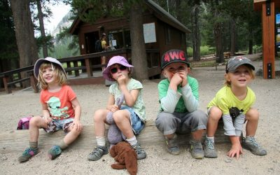 Camping Successfully With Kids