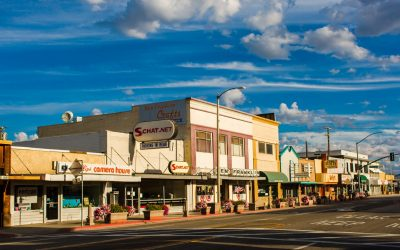 Walkabout Bishop – Top 10 Reasons for Getting Out of your Car