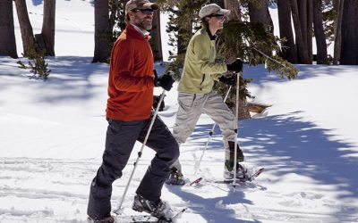 If You Can Walk You Can Snowshoe