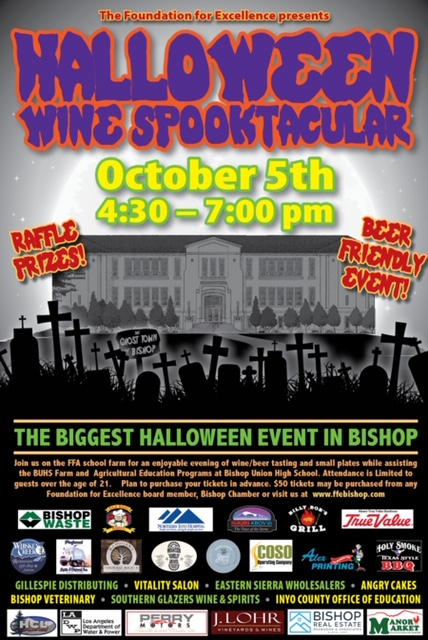 Spooktacular Bishop Ca