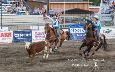 Horsing around in Bishop – Rodeo season is here!