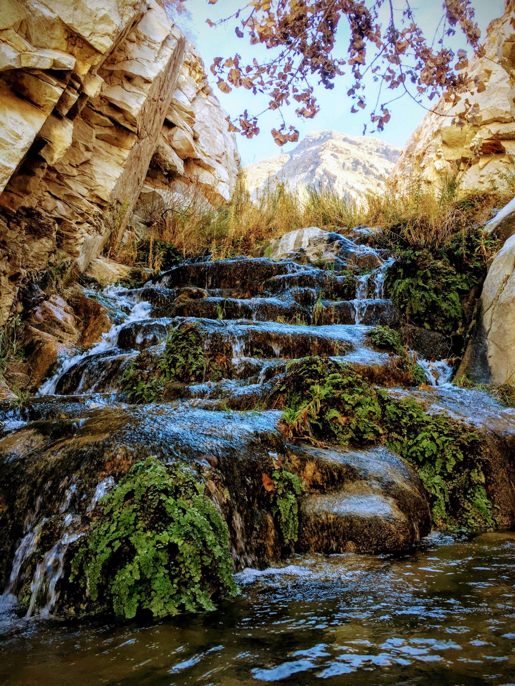 Panamint Springs Surprise Canyon