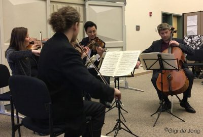 Chamber Music Unbound. Bishop. CA