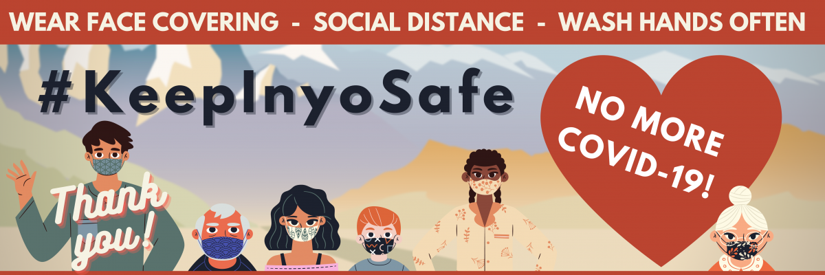 Keep Inyo County Safe