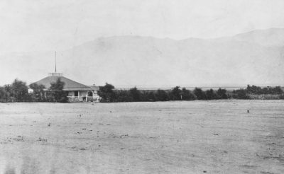 Camp Independence Adobe Hospital