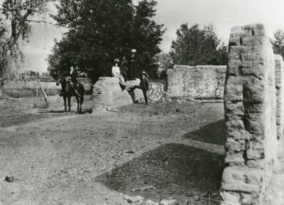 Ruins of Camp Independence