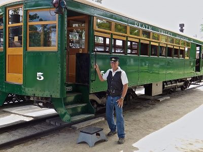 Relive history and take a ride on a 1920s Motor Car.