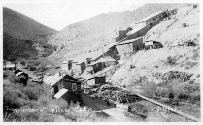 Tungsten City Mill