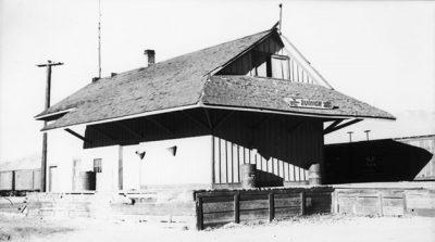 Zurich Railroad Depot
