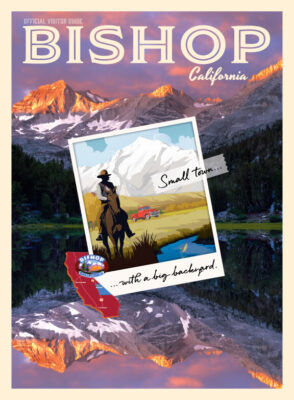 Bishop Visitor Guide brochure cover