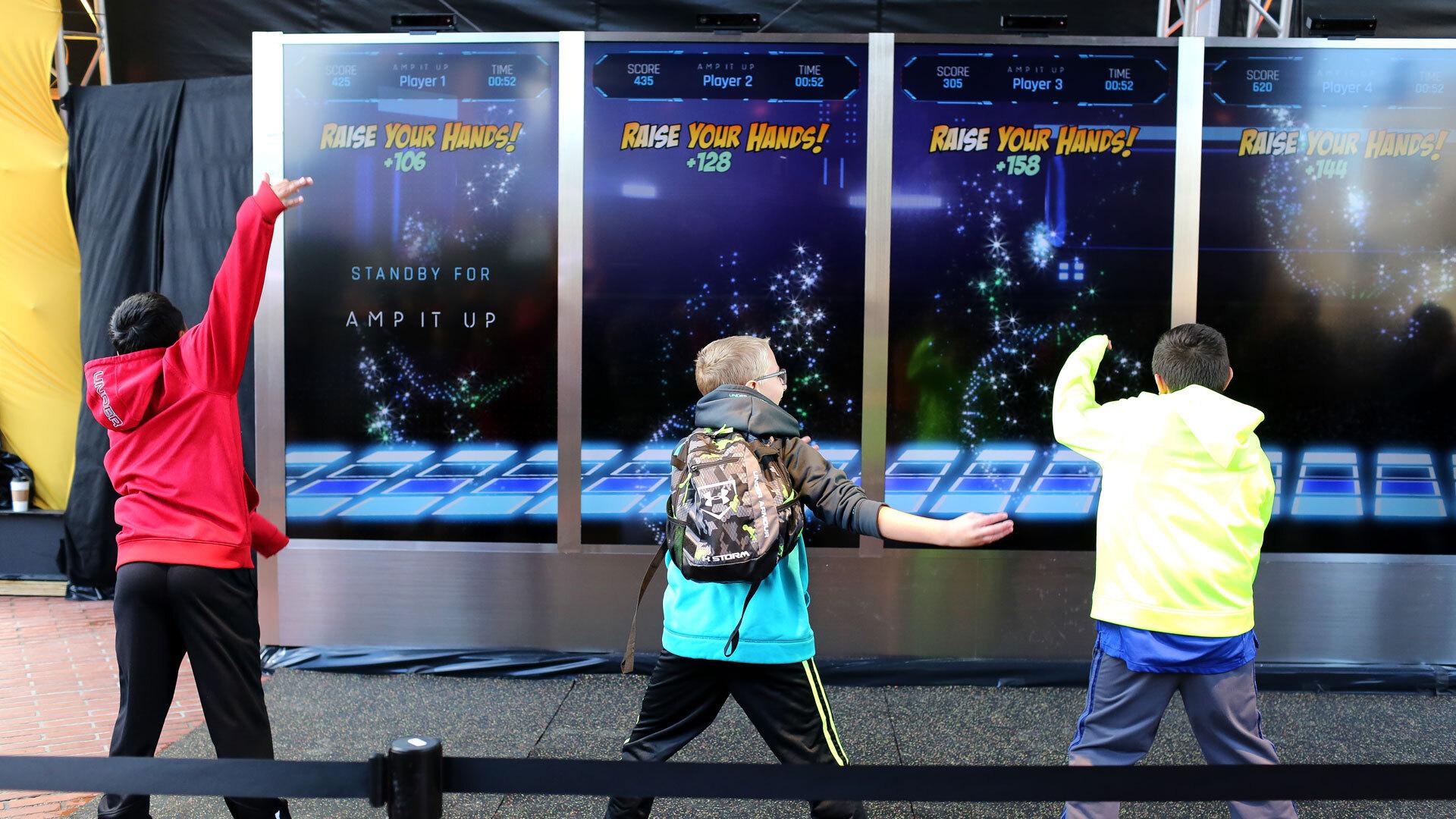 Kinect Game1