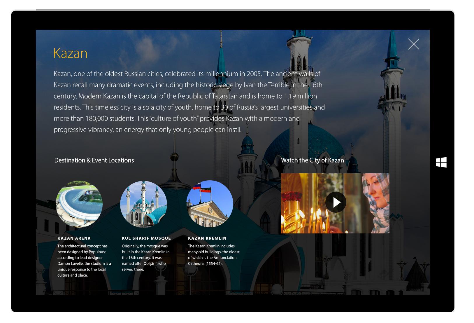 Visa App6 WEB