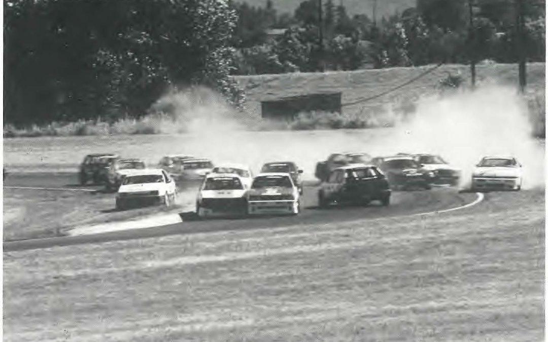 IMSA Races At Portland International Raceway