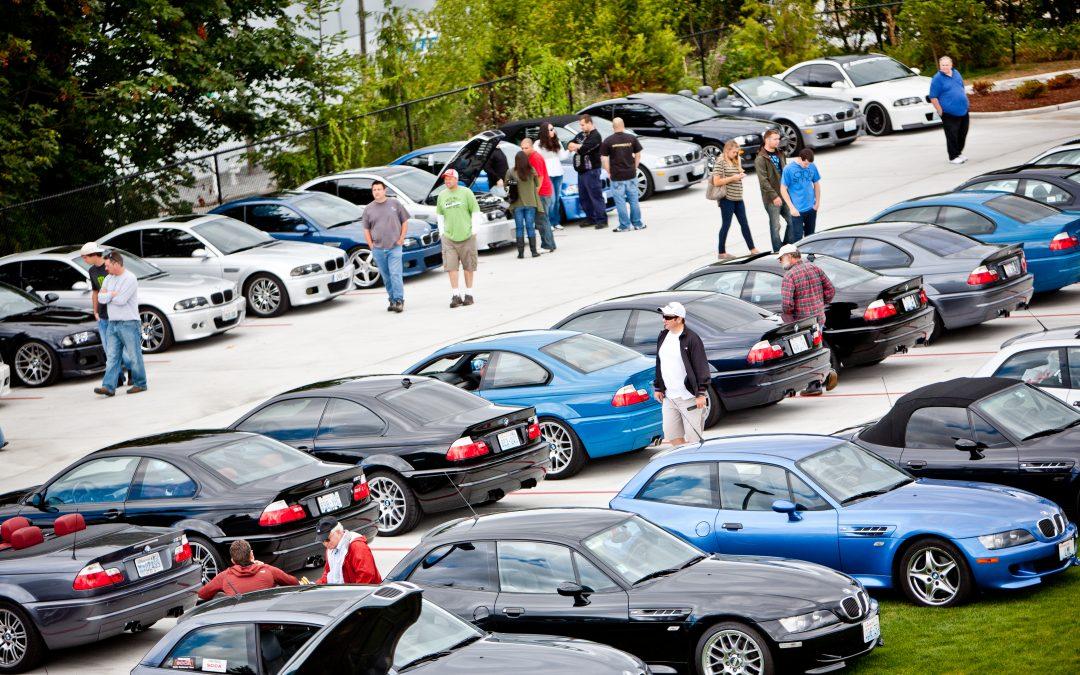 12th Annual M Car Day!