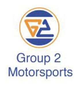 Group 2 Motorsports logo