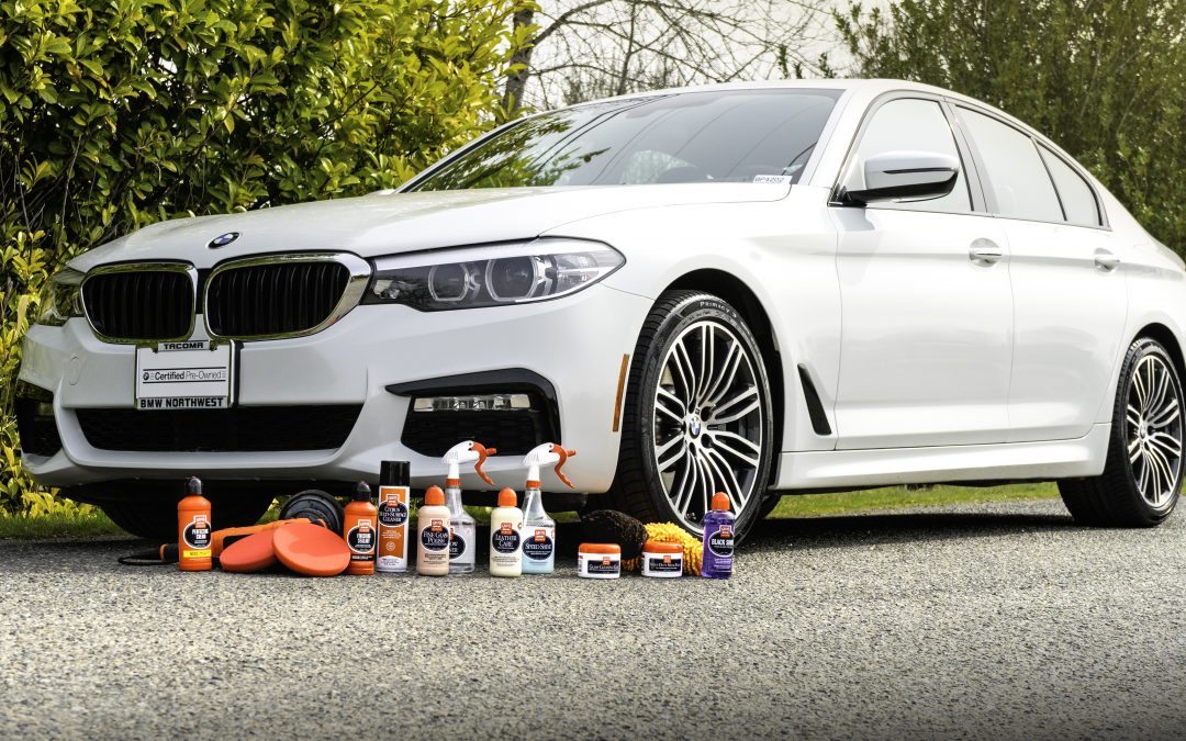 The BMW Northwest Launch & Test Drive Event at Griot's Garage