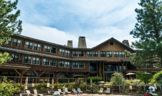 The BMW Sun Mountain Lodge Tour 2019
