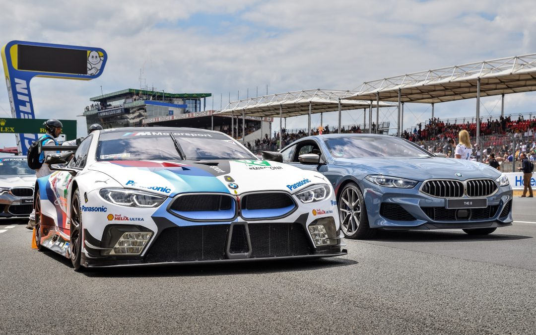 The BMW Group Motorsport Reorganized for 2019