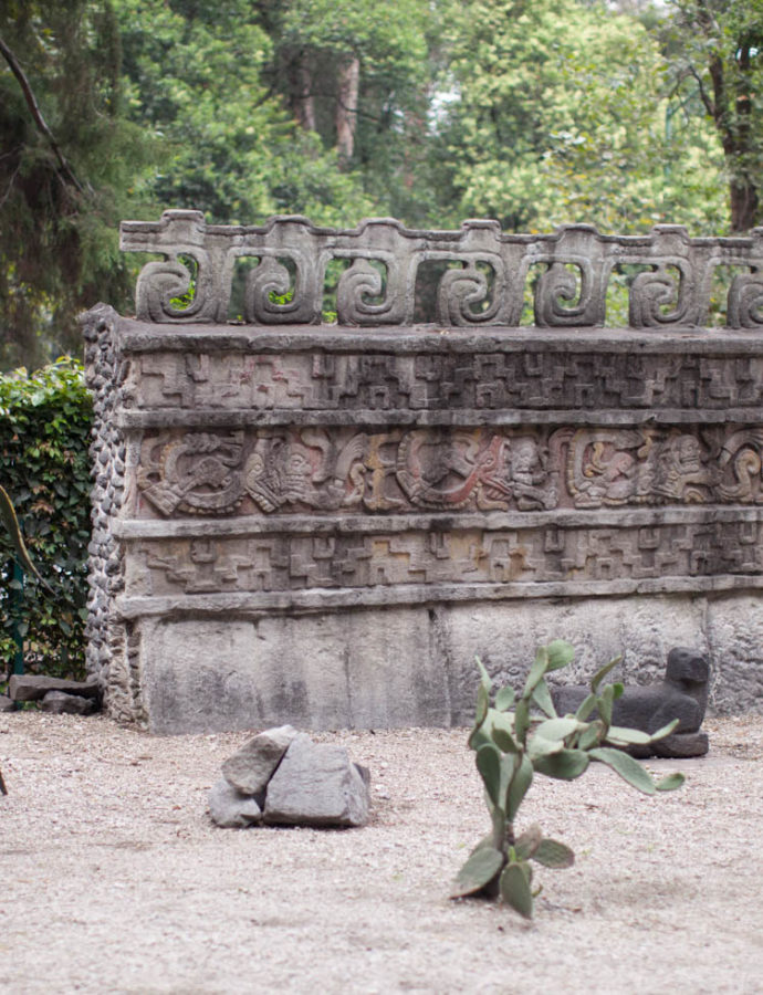 Visit the National Museum of Anthropology in Mexico City, Mexico