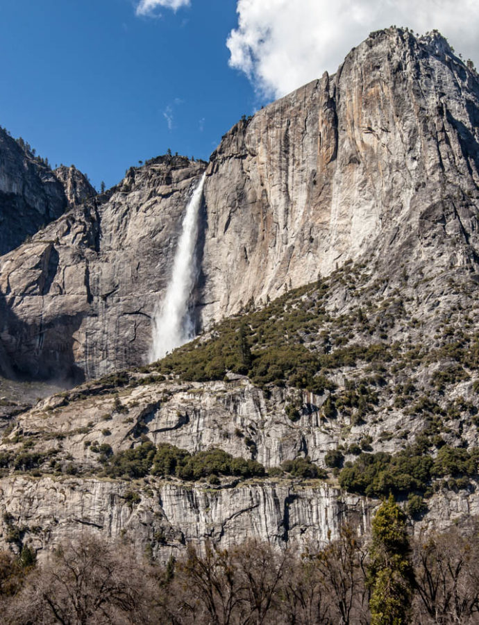 7 Tips to Help You Hike Upper Yosemite Falls